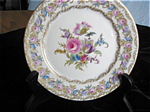 Rosenthal Occupied Germany Bread Plate
