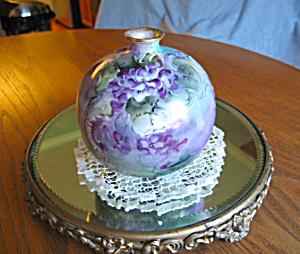 Rosenthal Hand Painted Antique Bud Vase (Image1)