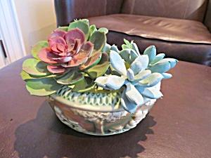 Roseville Antique Donatello Vase (Image1)