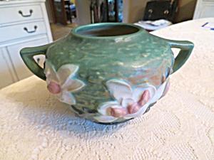 Roseville Pottery Magnolia Vase (Image1)