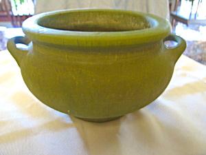 Roseville Pottery Vase Matte Green (Image1)