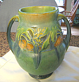 Roseville Pottery Baneda Vase (Image1)