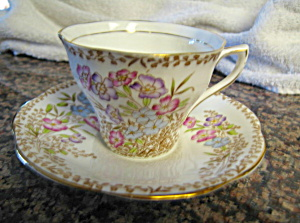Rosina Bone China Teacup Vintage