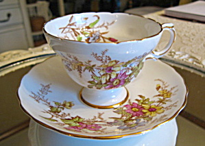 Rosina Vintage Bone China Teacup
