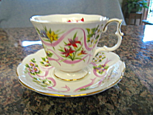 Royal Albert Canada Emblems Teacup