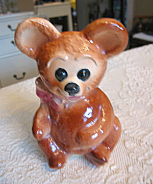 Royal Copley Bear Planter (Image1)