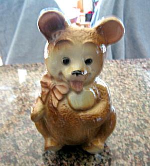 Vintage Royal Copley Bear Planter (Image1)