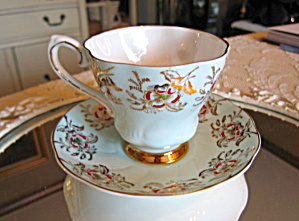 Royal Grafton Enameled Teacup