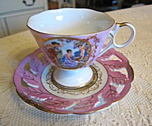 Royal Halsey Vintage Teacup