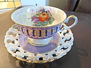 Royal Halsey Vintage Lustre Teacup