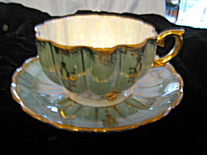 Royal Sealy Lustre Teacup