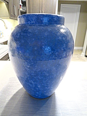 Ransbottom Hand Formed Art Pottery Vase