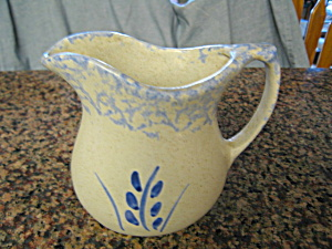 Ransbottom Spongeware Plymouth Colony