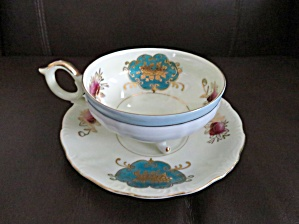 Royal Sealy Vintage Footed Teacup