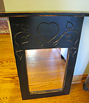 Refurbished Rustic Mirror
