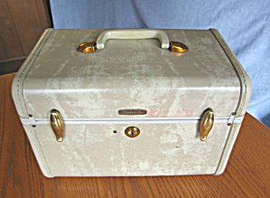 Vintage Samsonite Train Case