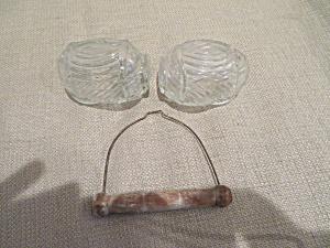 USA Glass Seedcups & Swing (Image1)