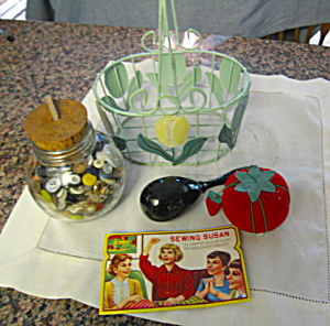 Sewing Collectibles