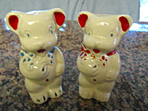 American Bisque Bear Shakers (Image1)