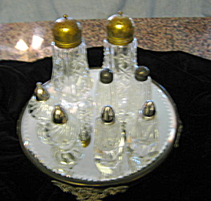 Vintage Glass Shakers (Image1)