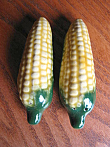 Ceramic Corn Shakers