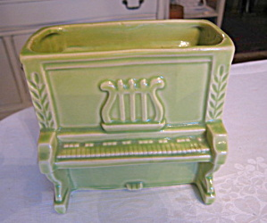 Vintage Shawnee Piano Planter