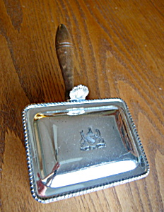 Rogers Silverplate Silent Butler