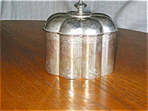 Godinger Silver Co. Jewelry Case
