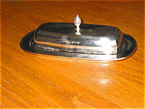Rogers Butter Dish