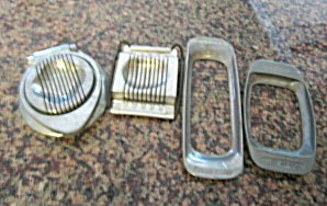 Vintage Egg & French Fry Cutters