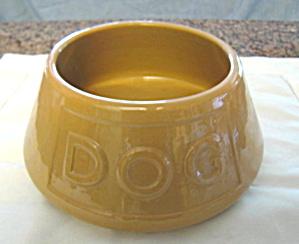 Vintage Spaniel Dog Bowl (Image1)