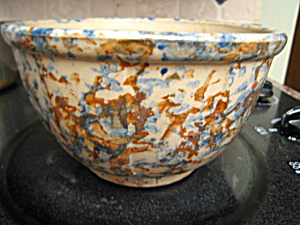 Antique Spatterware Bowl (Image1)