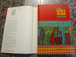 Spice Islands Cook Book Lst Edition