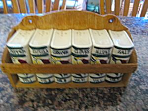 Retro Ceramic Spice Set (Image1)