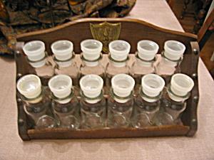 Vintage Spice Set Eagle (Image1)