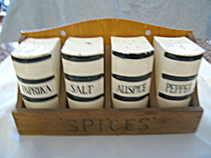 Vintage Japan Spice Set (Image1)