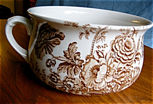 Crown Devon Chamber Pot