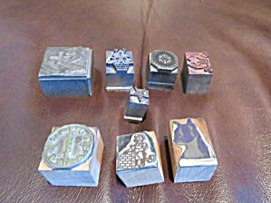 Vintage Stamps (Image1)