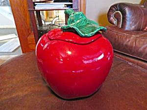 Cookie Jar Vintage Strawberry (Image1)
