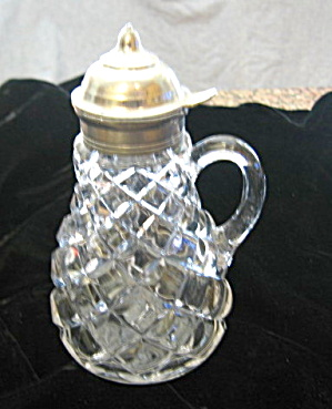 Antique Victorian Syrup Pitcher