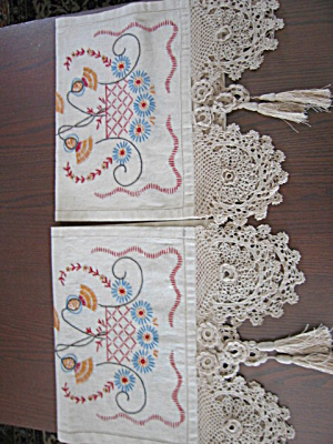 Large Table Runners Vintage (Image1)