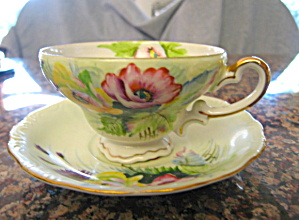 Vintage Japanese Teacup HP (Image1)