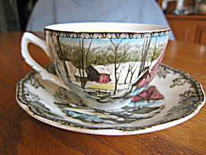 Johnson Bros. Friendly Village Teacup (Image1)