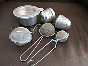 Tea Strainer Vintage Assortment (Image1)