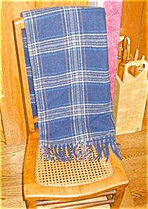 Vintage Romanian  Wool Throw (Image1)