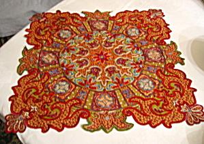 Vintage Silk Textile (Image1)