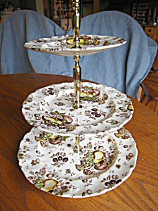 Johnson Bros. Tidbit Tray (Image1)
