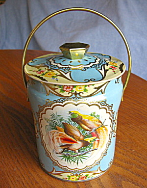 Murray Allen Bird Tin Vintage