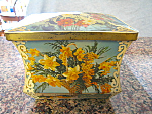 Edward Sharp Toffee Tin Vintage (Image1)