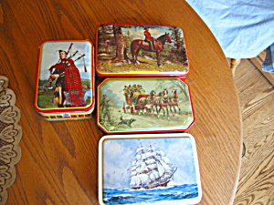 Vintage Tins English Candy
